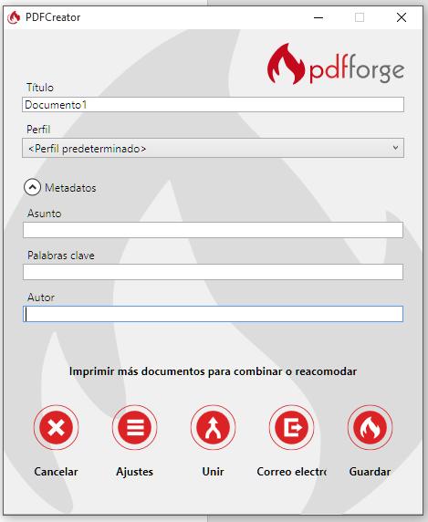 Como Unir Varios Documentos En Un Solo Pdf Usando Pdfcreator Cómo Hago