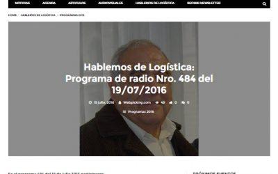 Programa de Radio Hablemos de Logística