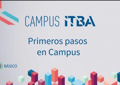2. Primeros pasos en Campus