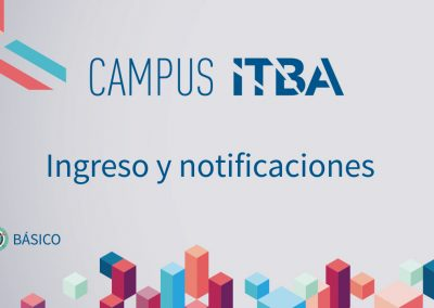 1. Login y notificaciones