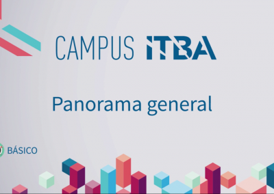 1. Como ingresar a Campus y panorama general de la interface