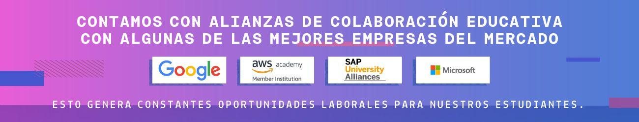 Grado Lic en Gestion de Negocios Colaboración educativa con las mejores empresas del mercado